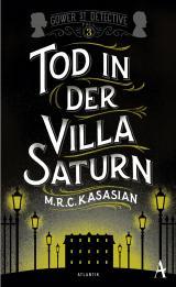 Cover-Bild Tod in der Villa Saturn