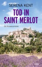 Cover-Bild Tod in Saint Merlot
