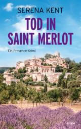 Cover-Bild Tod in Saint Merlot