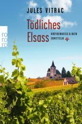 Cover-Bild Tödliches Elsass