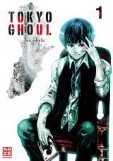 Cover-Bild Tokyo Ghoul 01