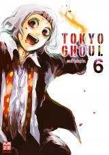 Cover-Bild Tokyo Ghoul 06
