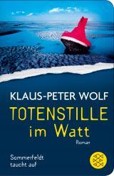 Cover-Bild Totenstille im Watt