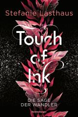 Cover-Bild Touch of Ink, Band 1: Die Sage der Wandler