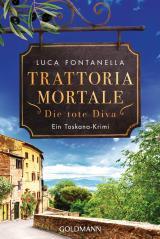 Cover-Bild Trattoria Mortale - Die tote Diva