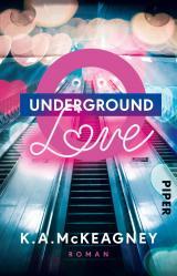 Cover-Bild Underground Love