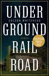 Cover-Bild Underground Railroad