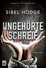 Cover-Bild Ungehörte Schreie