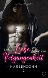 Cover-Bild Unsere Liebe gegen die Vergangenheit