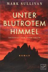 Cover-Bild Unter blutrotem Himmel