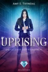 Cover-Bild Uprising (Die Legende der Assassinen 1)