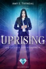 Cover-Bild Uprising (Die Legende der Assassinen 1)