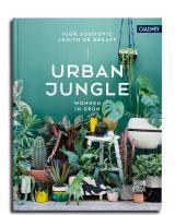 Cover-Bild Urban Jungle - Wohnen in Grün
