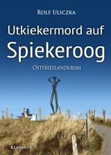 Cover-Bild Utkiekermord auf Spiekeroog. Ostfrieslandkrimi