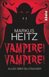 Cover-Bild Vampire! Vampire!