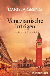 Cover-Bild Venezianische Intrigen