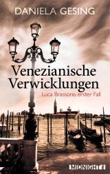 Cover-Bild Venezianische Verwicklungen