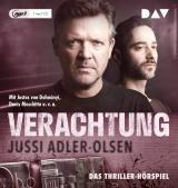 Cover-Bild Verachtung. Carl Mørck, Sonderdezernat Q, Fall 4