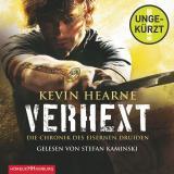 Cover-Bild Verhext (Die Chronik des Eisernen Druiden 2)