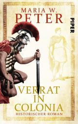 Cover-Bild Verrat in Colonia