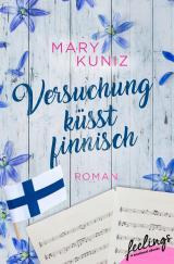 Cover-Bild Versuchung küsst finnisch