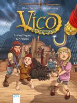 Cover-Bild Vico Drachenbruder (4). In den Fängen der Piraten
