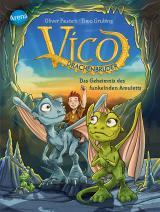 Cover-Bild Vico Drachenbruder / Vico Drachenbruder (1). Das Geheimnis des funkelnden Amuletts