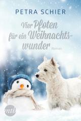 Cover-Bild Vier Pfoten für ein Weihnachtswunder