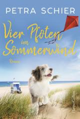Cover-Bild Vier Pfoten im Sommerwind