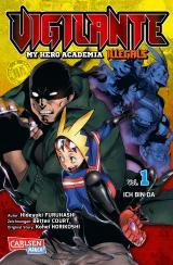 Cover-Bild Vigilante - My Hero Academia Illegals 1