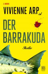 Cover-Bild Vivienne Arp ist der Barrakuda