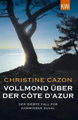 Cover-Bild Vollmond über der Côte d'Azur