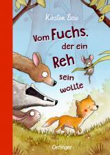 Cover-Bild Vom Fuchs, der ein Reh sein wollte