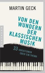 Cover-Bild Von den Wundern der klassischen Musik