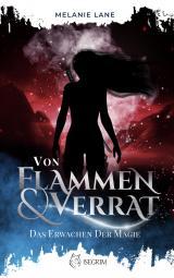 Cover-Bild Von Flammen & Verrat