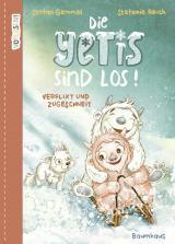 Cover-Bild VORLESEN! Die Yetis sind los! Verflixt und zugeschneit (Band 1)