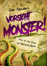 Cover-Bild Vorsicht, Monster! - Hast du das Zeug zum Monsterjäger?