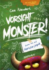 Cover-Bild Vorsicht, Monster! - Komm mit auf Monsterjagd!