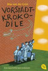 Cover-Bild Vorstadtkrokodile