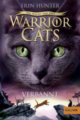 Cover-Bild Warrior Cats - Die Macht der Drei. Verbannt