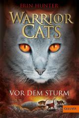 Cover-Bild Warrior Cats. Vor dem Sturm