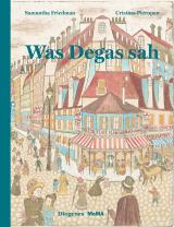 Cover-Bild Was Degas sah