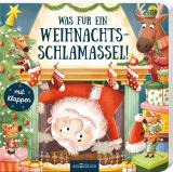 Cover-Bild Was für ein Weihnachtsschlamassel!