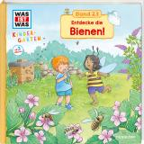 Cover-Bild WAS IST WAS Kindergarten Band 23. Entdecke die Bienen!