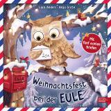 Cover-Bild Weihnachtsfest bei der Eule