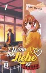 Cover-Bild Wenn das Liebe ist 01