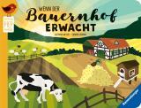 Cover-Bild Wenn der Bauernhof erwacht