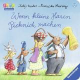 Cover-Bild Wenn kleine Hasen Picknick machen