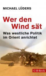 Cover-Bild Wer den Wind sät
