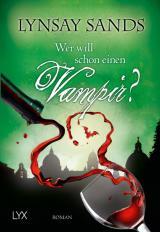 Cover-Bild Wer will schon einen Vampir?